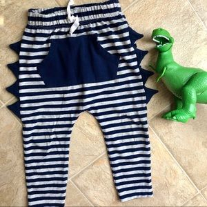 Dinosaur Spikes Toddler Pants